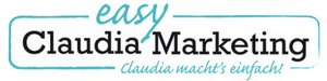 Claudia easy Marketing Logo