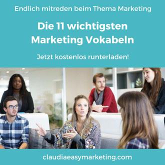 marketing unterstützung