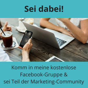 Facebook Gruppe Marketing Boost für Dein Business