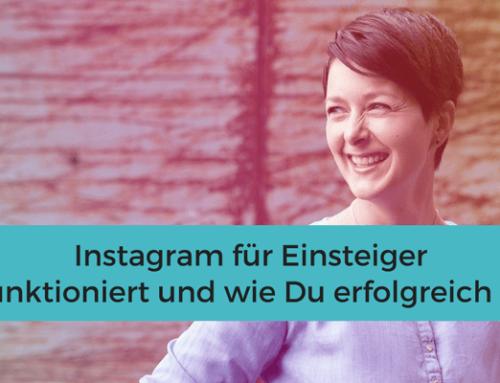 Instagram für Einsteiger