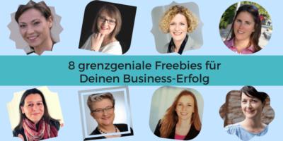 Business Erfolg Freebies