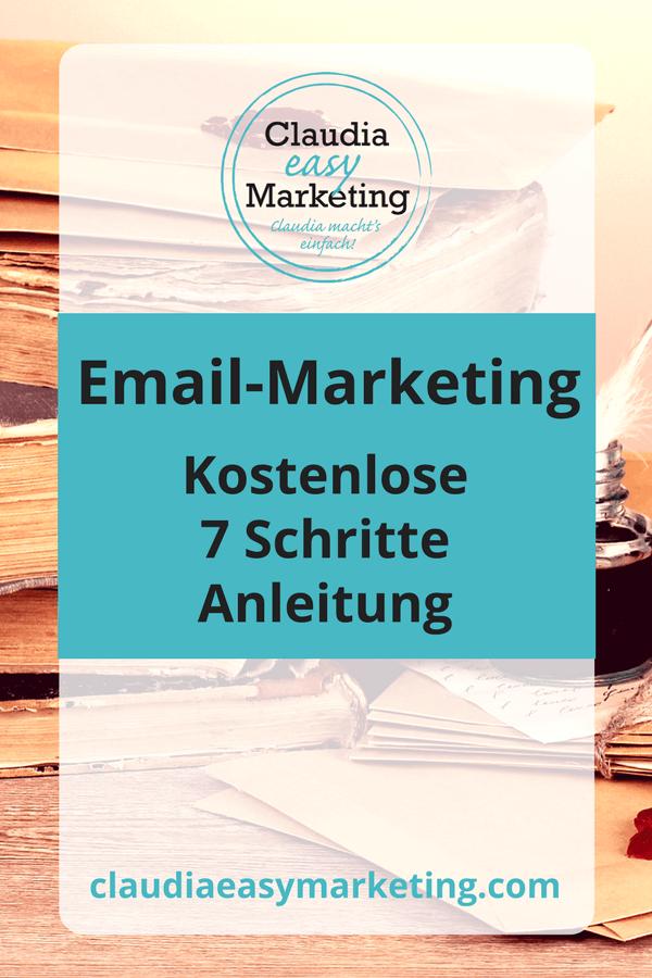 Email-Marketing ist ein wichtiger Teil Deiner erfolgreichen Marketing Strategie