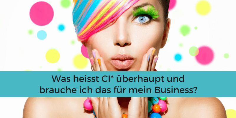Passt Deine CI Farbe zu Dir? | Claudia easy Marketing