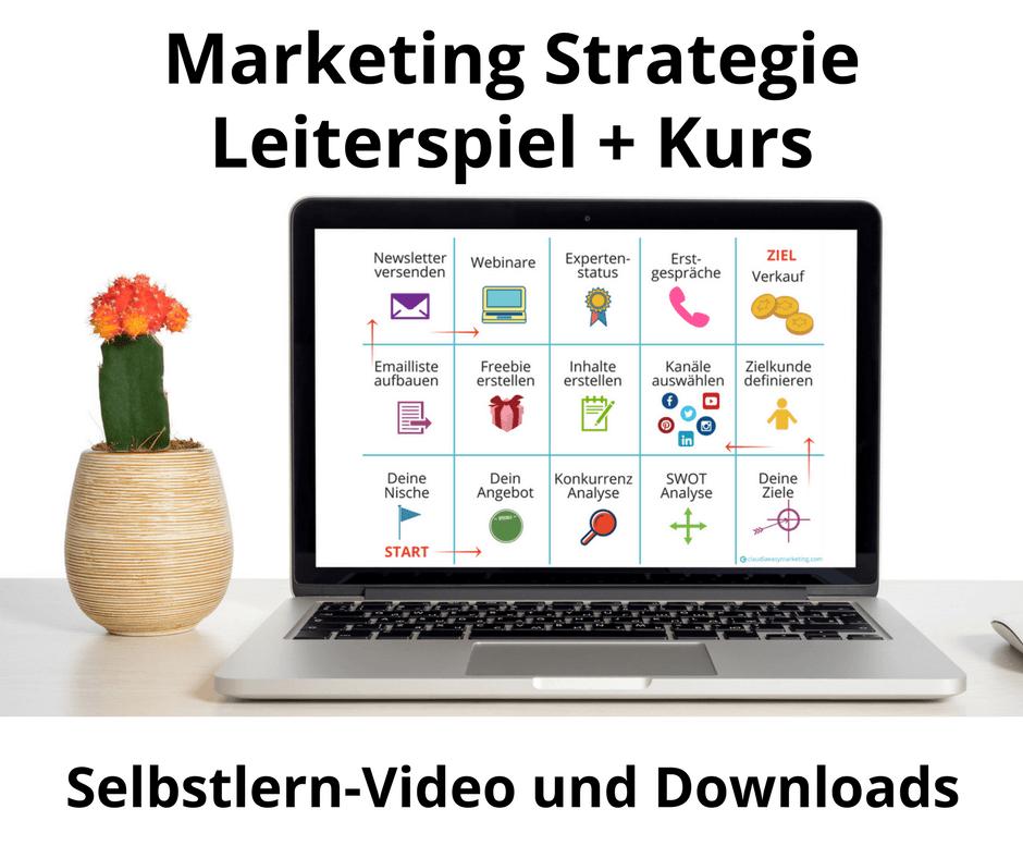 Marketing Strategie Kurs
