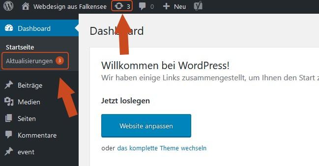 Website DSGVO konform anpassen