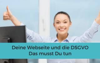 wordpress DSGVO sicher machen