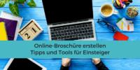 Online-Broschüre erstellen - Tipps und Tools Beitragsbild