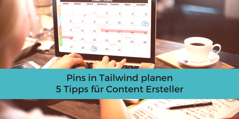Pins in Tailwind planen