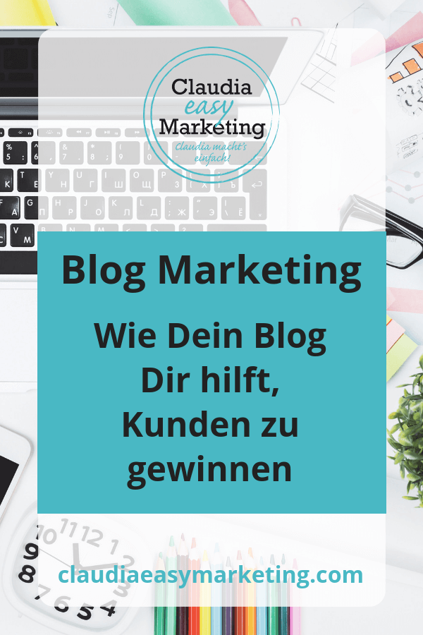 Blog Marketing zur Kundengewinnung