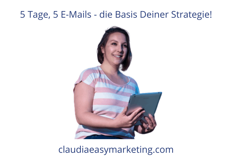 Marketing strategie emailkurs