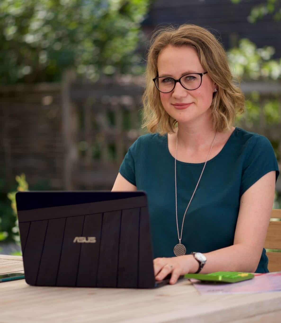 Michaela Dyck - Webseiten planen