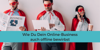 Offline-Marketing Beitragsbild