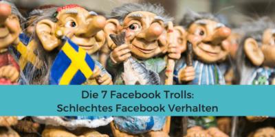 schlechtes facebook verhalten 7 tipps für facebook