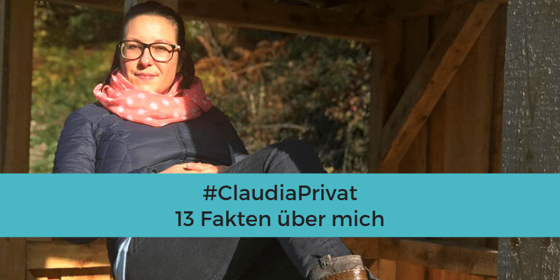 #ClaudiaPrivat Claudia Heimgartner Personal Branding