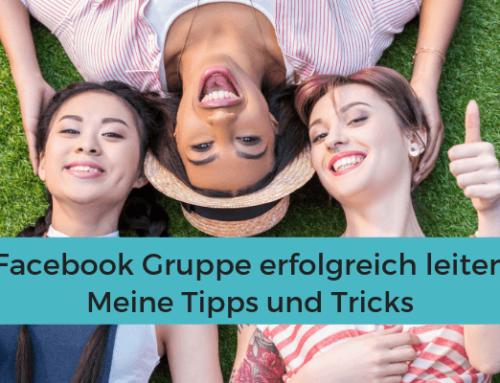 Facebook Gruppe erfolgreich leiten – Tipps