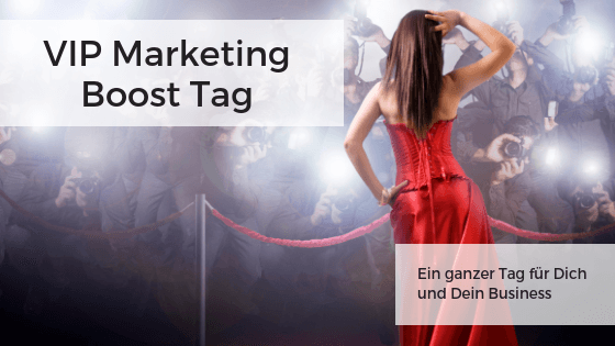 VIP Marketing Boost Tag