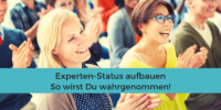 Experten-Status aufbauen