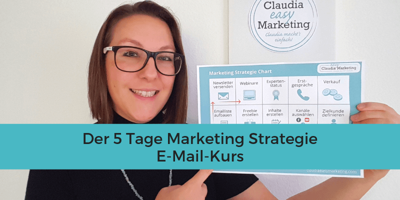 Online Marketing E-Mail-Kurs