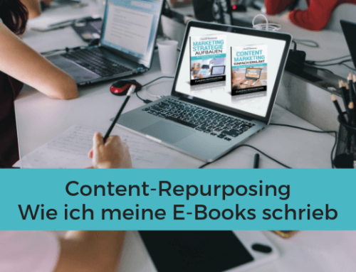 Wie ich dank Content-Repurposing mein E-Book Doppelpack schrieb