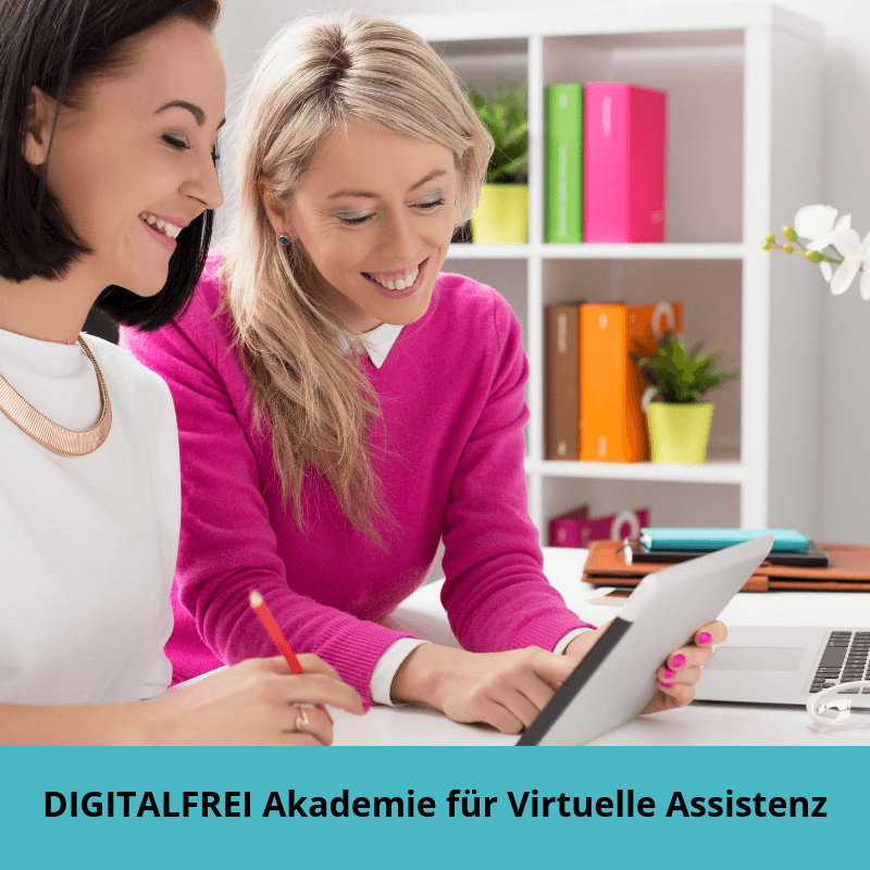 DIGITALFREI Akademie für Virtuelle Assistenz
