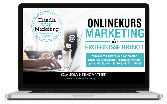 Onlinekurs Marketing