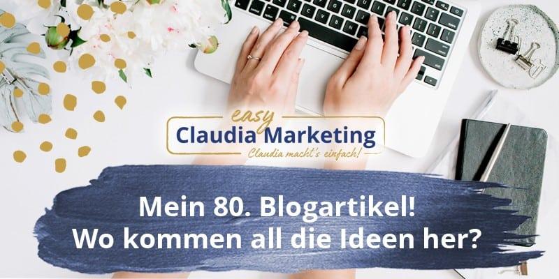Blogartikel-Ideen finden
