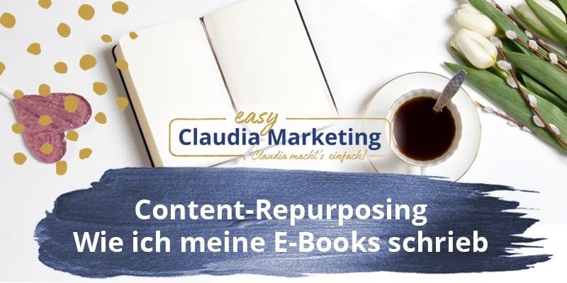 E-Book schreiben