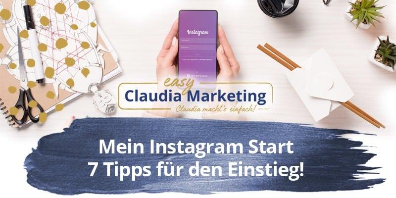 Instagram Tipps für Einsteiger
