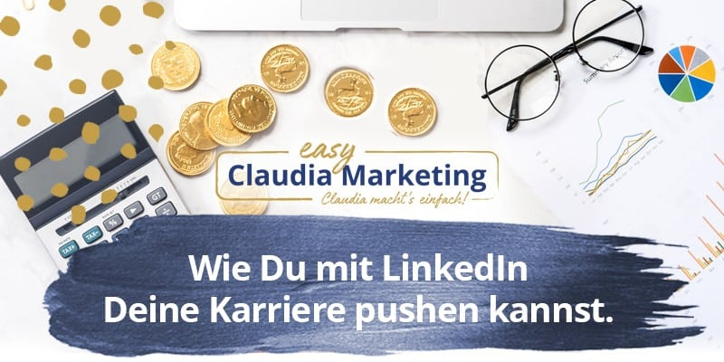 Karriere mit LinkedIn pushen