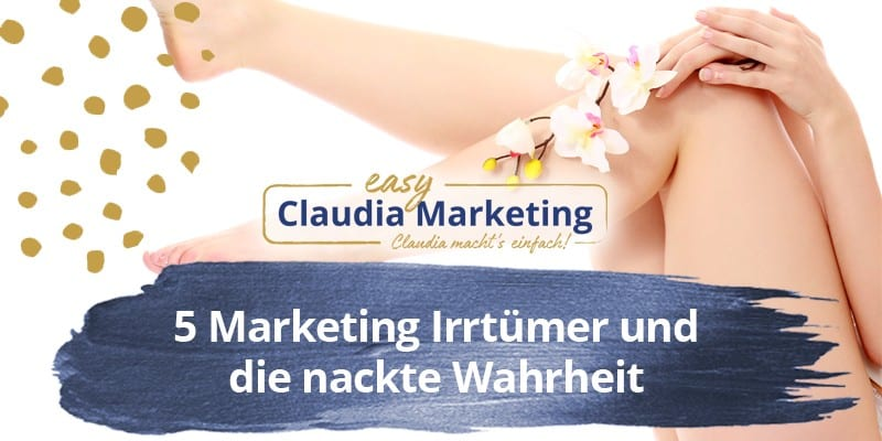 Marketing Irrtümer