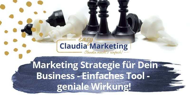 Marketing Strategie für Dein Business