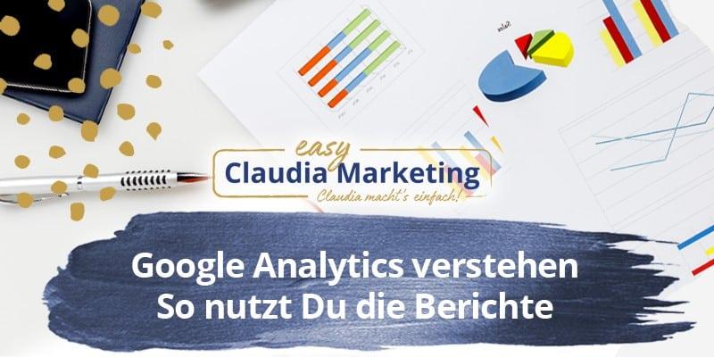 Google Analytics verstehen