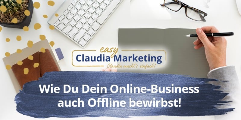 Offline-Marketing Anleitung