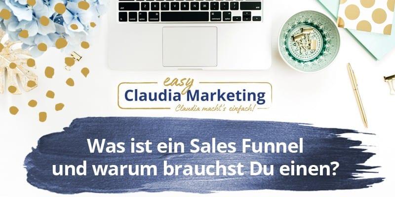 Sales Funnel aufbauen