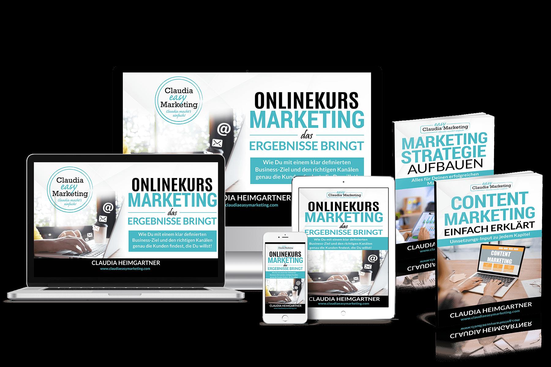 Onlinekurs Marketing das Ergebnisse bringt