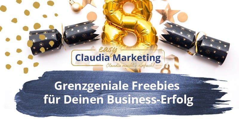 Business-Erfolg-Freebies für Selbständige Frauen