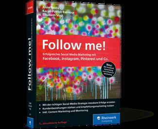 Follow Me Buch Anne Grabs