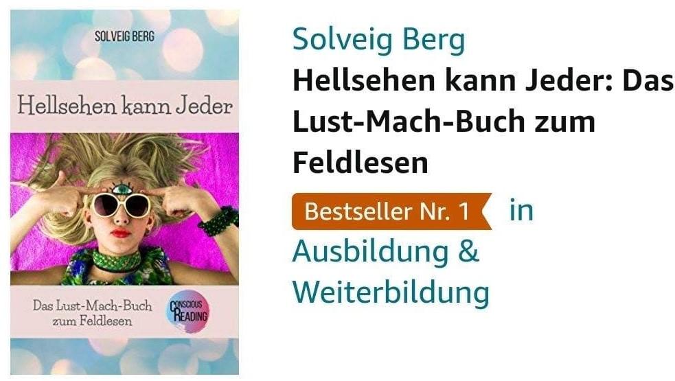 Buch hellsehen kann jeder von Solveig Berg